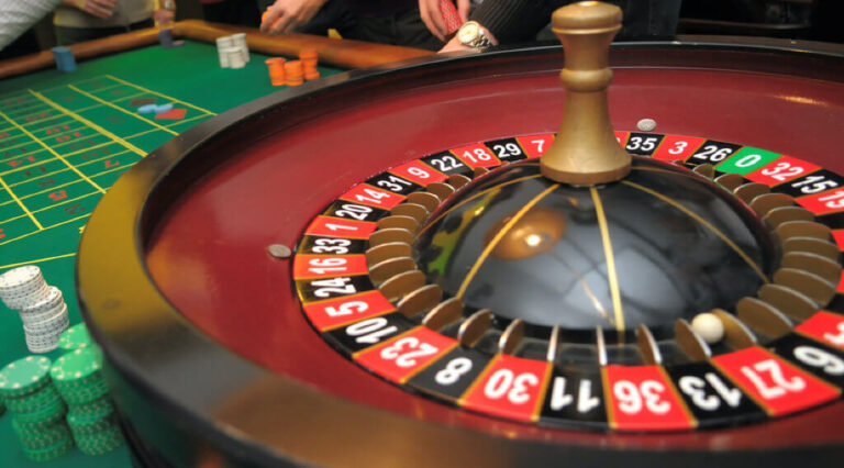Roulette live game