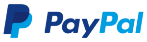 Logo of PayPal payment