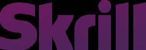 Logo of Skrill payment