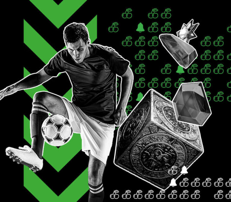 Unibet Football player