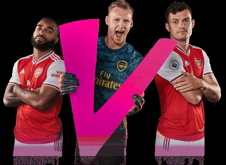 Vbet Partner of Arsenal Football Club